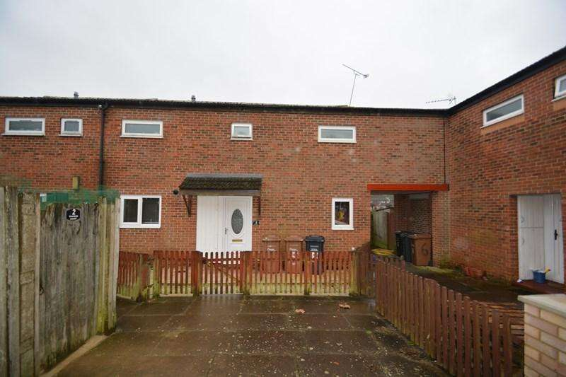 3 Bedrooms Terraced House for sale in Shannon Court, Andover