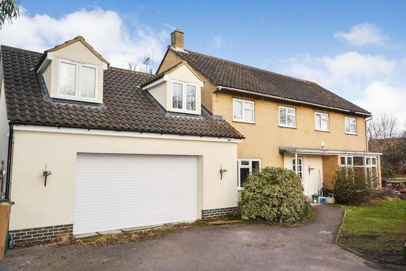 5 Bedrooms Detached House for sale in Grove Field, Braintree, Essex, CM7