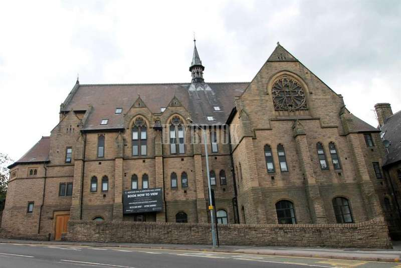 1 Bedroom Flat for sale in 12, Heritage Hall, 200 Crookes Valley Road