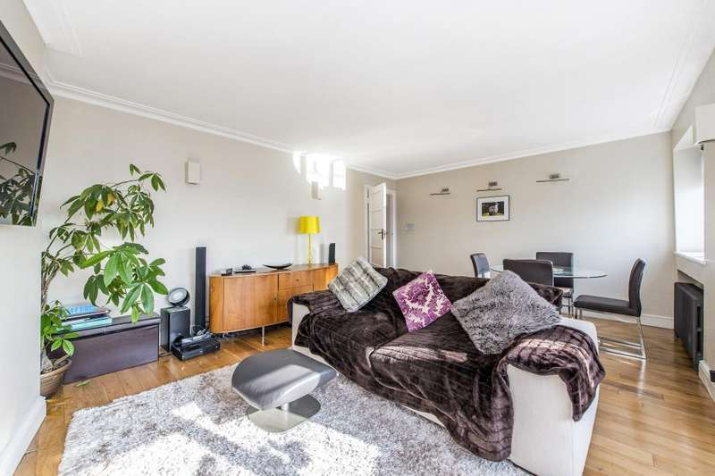 2 Bedrooms Flat for sale in Leigham Hall, Streatham High Road, London, SW16