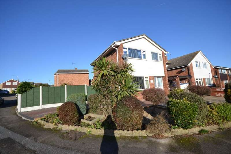3 Bedrooms Detached House for sale in Sceptre Close, Tollesbury, Maldon, CM9