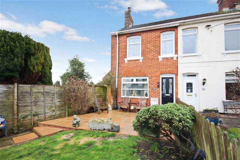 2 Bedrooms Semi Detached House for sale in Wroughton, Wiltshire