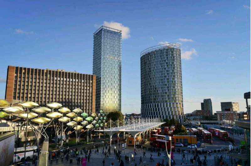 1 Bedroom Apartment Flat for sale in Stratosphere, The Broadway, Stratford, London, E15
