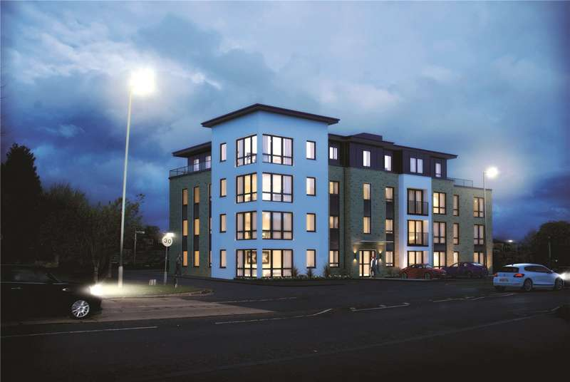 1 Bedroom Flat for sale in North Western Avenue, Watford, Hertfordshire, WD25
