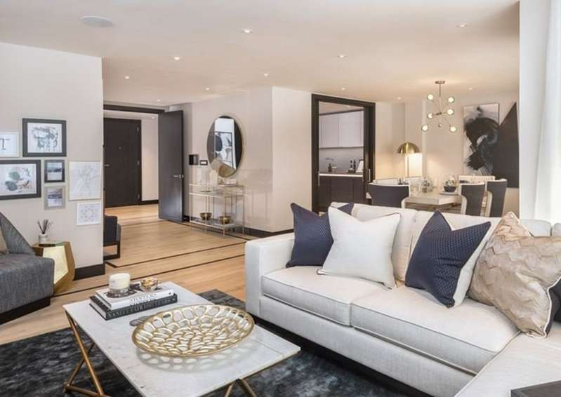 2 Bedrooms Apartment Flat for sale in Pimlico, London SW1P