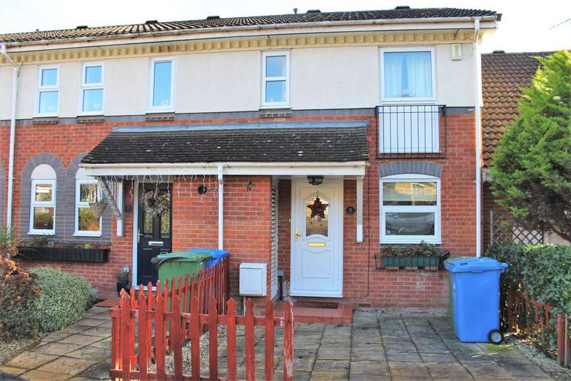 2 Bedrooms Terraced House for sale in Hombrook, Bracknell RG42
