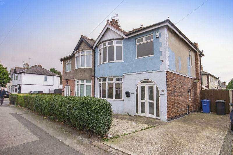 3 Bedrooms Semi Detached House for sale in KELMOOR ROAD, ALVASTON