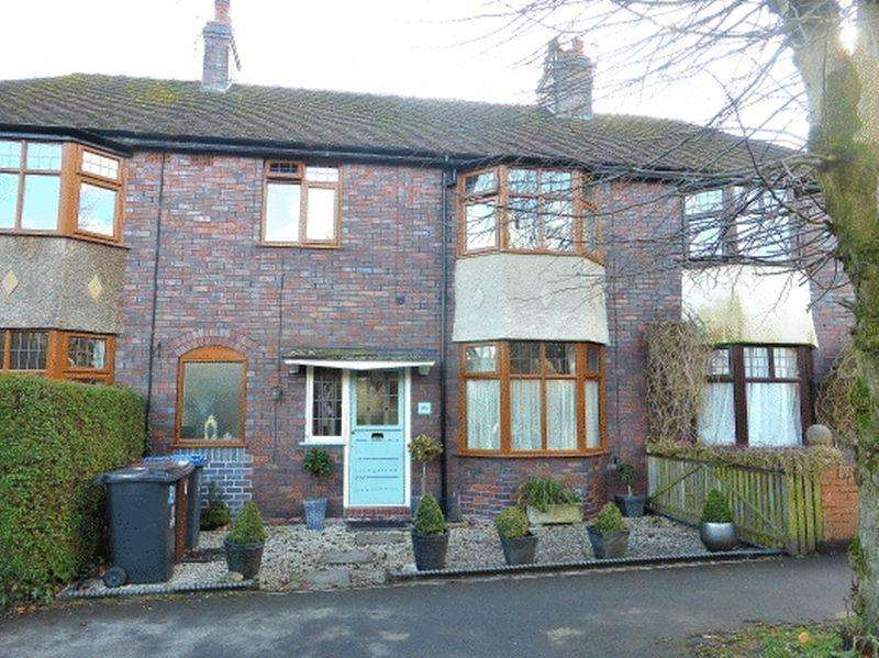 3 Bedrooms Terraced House for sale in Nab Hill Avenue, Leek