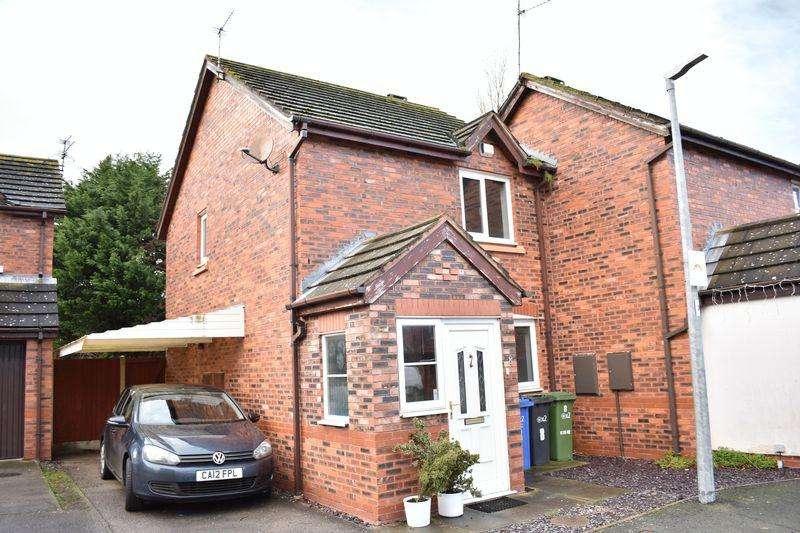 2 Bedrooms Semi Detached House for rent in Llys Robin Goch, Rhyl