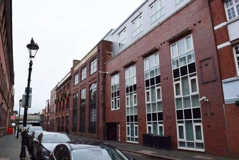 2 Bedrooms Apartment Flat for rent in Mary Ann Street, Birmingham