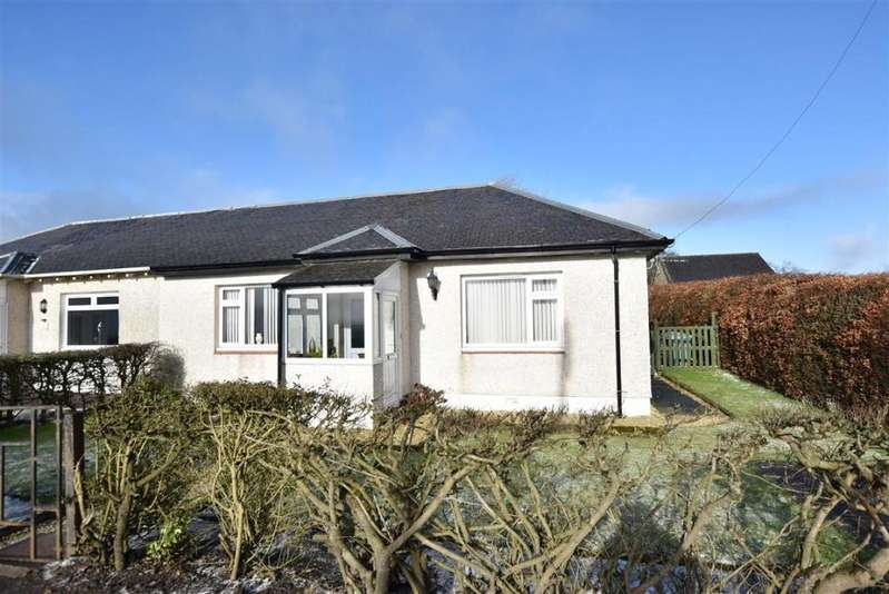 1 Bedroom Semi Detached House for sale in 1 Carngillan Cottage, Tarbolton, KA5 5NN