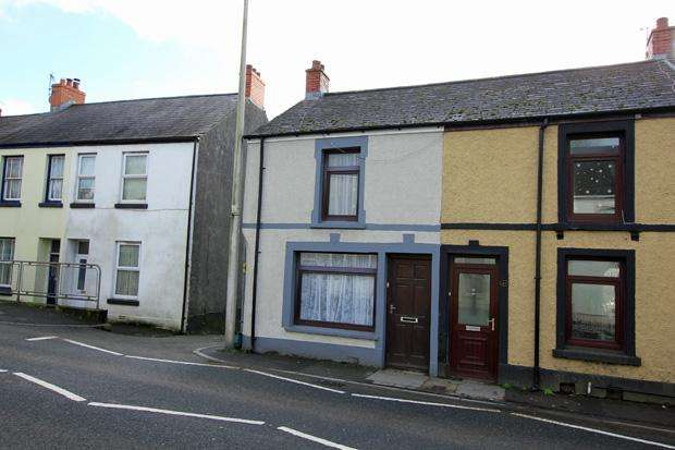 3 Bedrooms Terraced House for sale in Priory Street, Carmarthen, Carmarthenshire