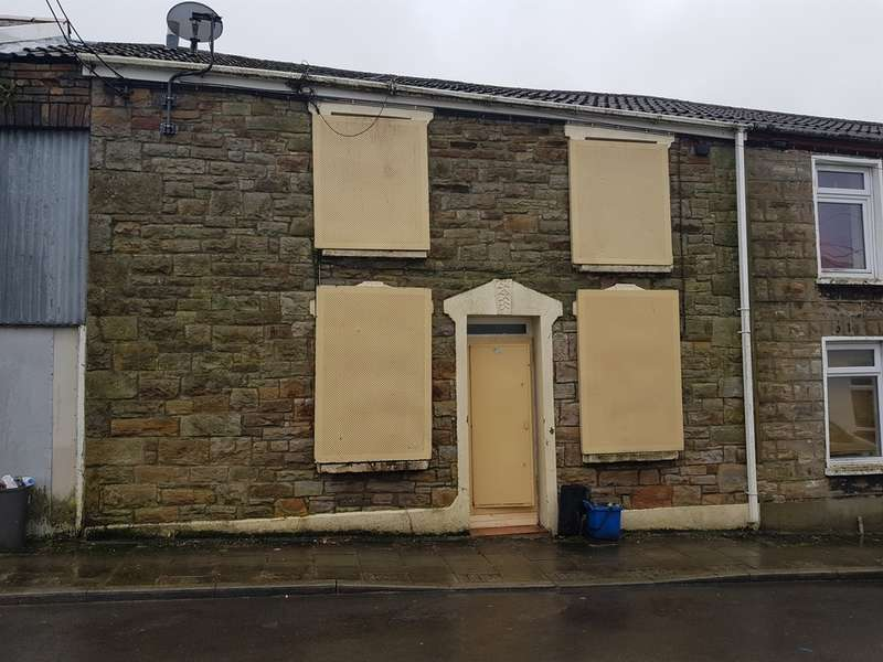 3 Bedrooms Terraced House for sale in Mount Pleasant Street, Dowlais, Merthyr Tydfil