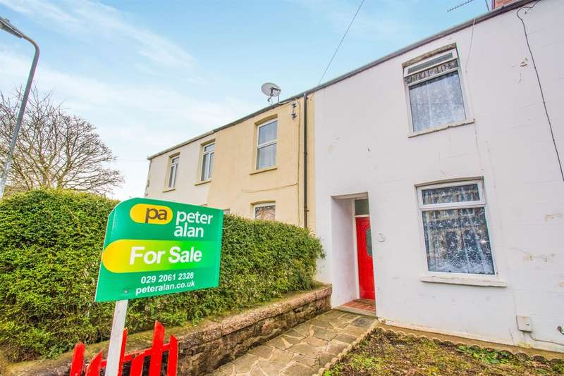 3 Bedrooms Terraced House for sale in Watson Road, Cardiff