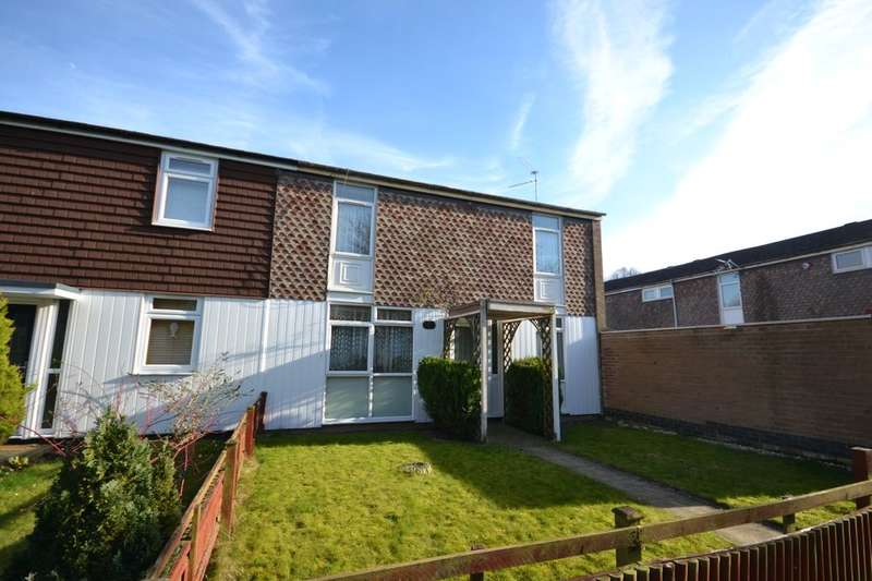 3 Bedrooms Property for sale in Clee Rise, Duston, Northampton, NN5