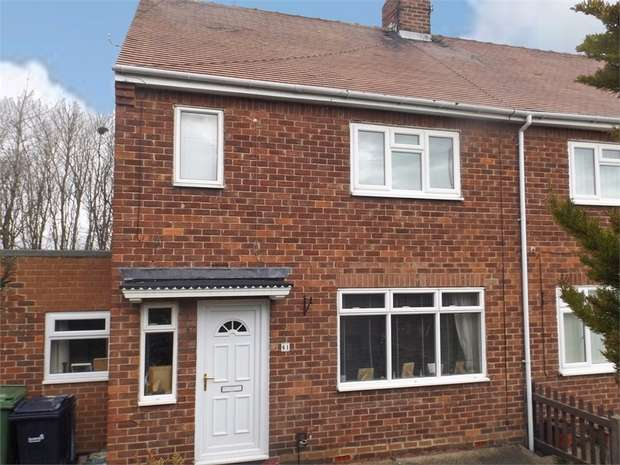 2 Bedrooms Semi Detached House for sale in Lynthorpe, Sunderland, Tyne and Wear