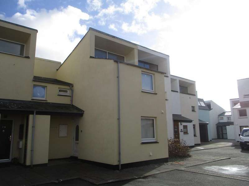 2 Bedrooms Terraced House for sale in 40 South Snowdon Wharf, Porthmadog LL49