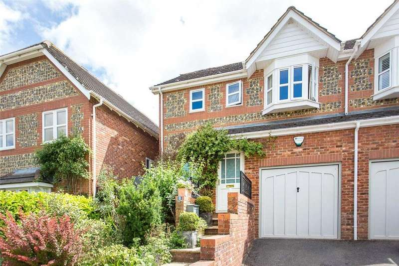 3 Bedrooms Semi Detached House for rent in Chandlers Lane, Aldbourne, Marlborough, Wiltshire, SN8