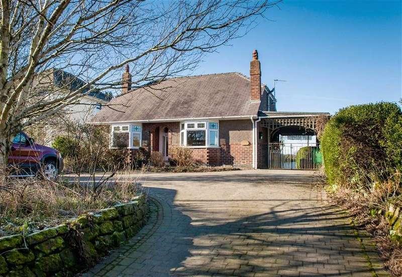 2 Bedrooms Detached Bungalow for sale in Main Road, Stretton, Alfreton, DE55