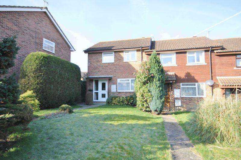 2 Bedrooms End Of Terrace House for sale in Forge Way, Burgess Hill, West Sussex