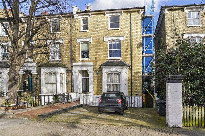 3 Bedrooms Flat for sale in Hammersmith Grove, London, W6