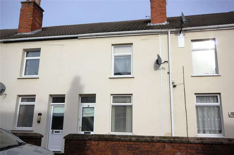 2 Bedrooms Terraced House for sale in Newcastle Street, Huthwaite, Nottinghamshire, NG17
