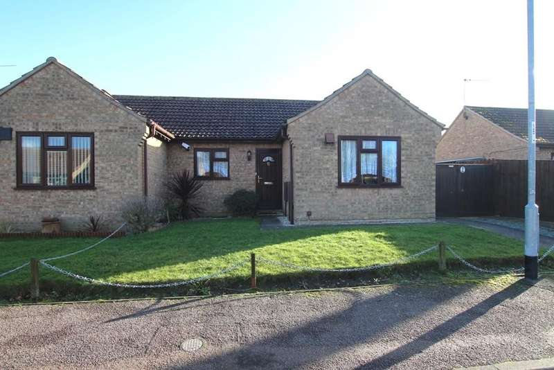 2 Bedrooms Semi Detached Bungalow for sale in Nightall Road, Soham
