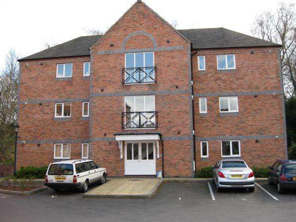 2 Bedrooms Apartment Flat for rent in Flat 3, 36 Round Hill Wharf Park Lane Kidderminster DY11 6US