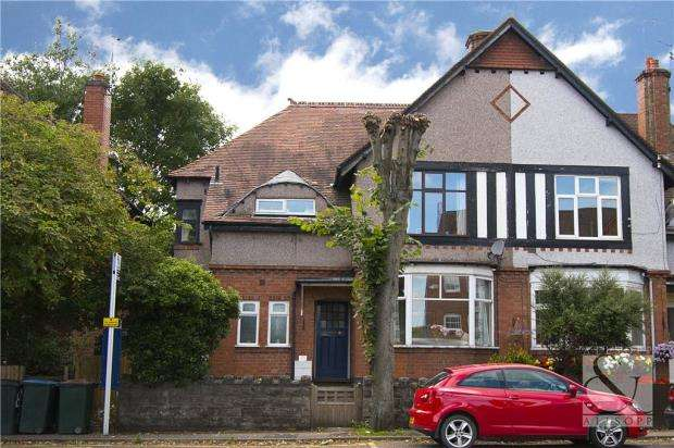 4 Bedrooms Semi Detached House for sale in Earlsdon Avenue North, Earlsdon, Coventry, West Midlands