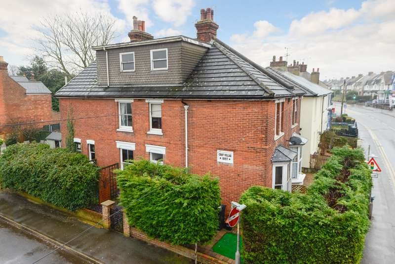 3 Bedrooms Semi Detached House for sale in Dering Road, Ashford, TN24