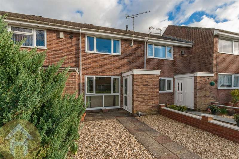 3 Bedrooms Terraced House for sale in Blackthorn Close, Royal Wootton Bassett, Swindon