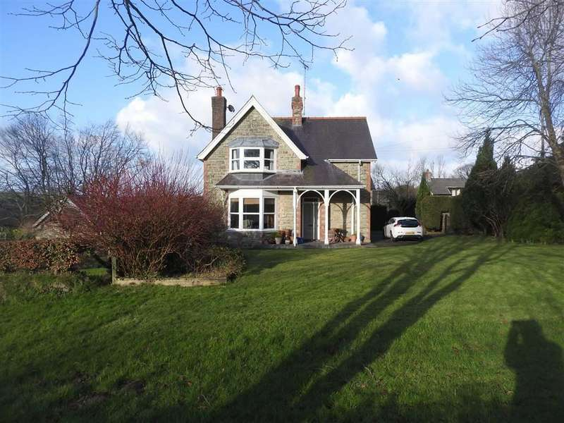 4 Bedrooms Property for sale in Rhydlewis