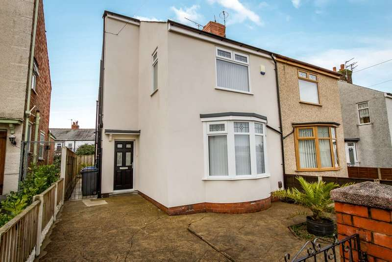 3 Bedrooms Semi Detached House for sale in Lomond Avenue FY3