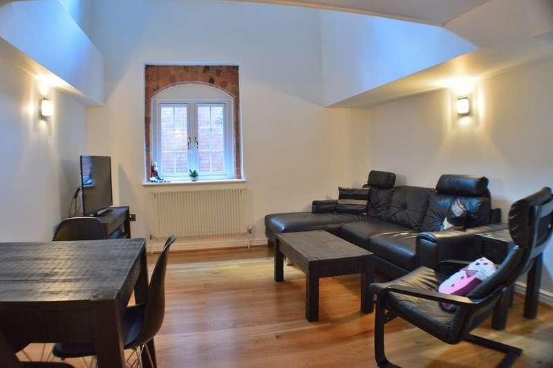 2 Bedrooms Apartment Flat for rent in Burgess Mill, Derby DE22
