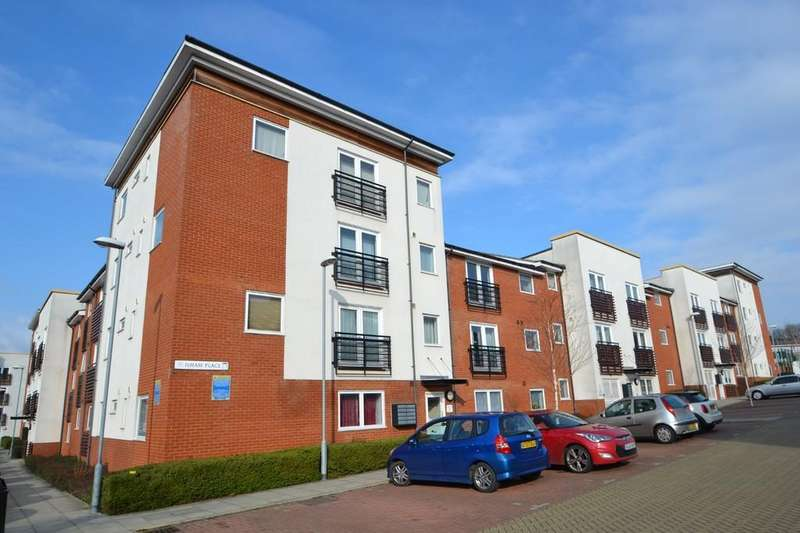 2 Bedrooms Flat for sale in Isham Place, Ipswich, IP3 0DY