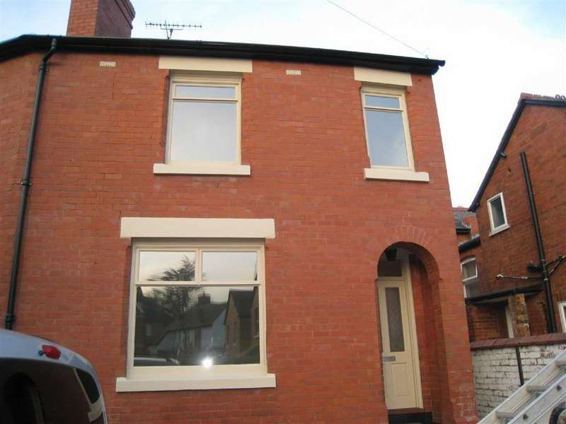 3 Bedrooms Terraced House for rent in Arundel Road, Oswestry, Oswestry