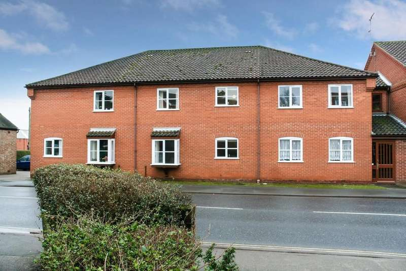 2 Bedrooms Sheltered Housing Retirement Property for sale in Tanyard Court Woodbridge