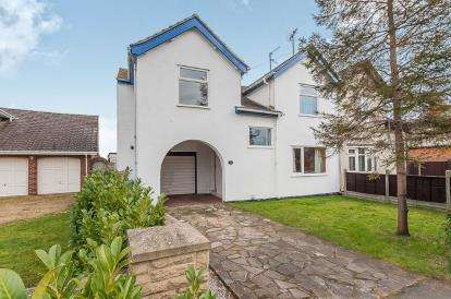 5 Bedrooms Semi Detached House for sale in Eyebury Road, Eye, Peterborough, Cambridgeshire