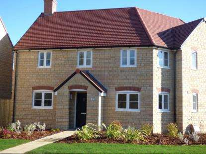 3 Bedrooms Semi Detached House for sale in Martock, Somerset