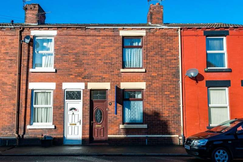 2 Bedrooms Terraced House for sale in Joseph Street, Sutton, St. Helens