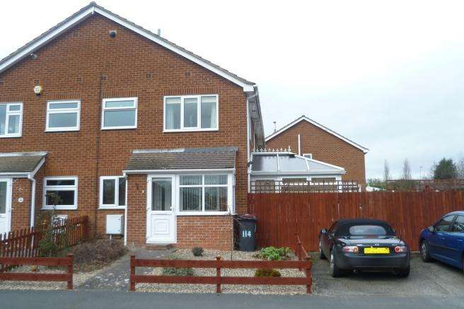 1 Bedroom Terraced House for rent in Mercia Drive, Telford, Shropshire, TF1 6YJ