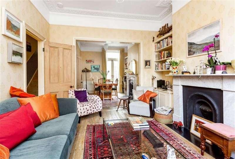 4 Bedrooms House for sale in Torbay Road, Kilburn, London