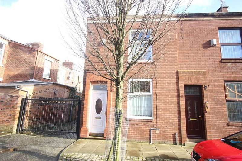 3 Bedrooms Terraced House for sale in St Cuthberts Road, Preston