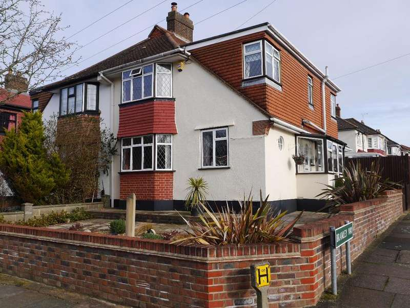 4 Bedrooms Semi Detached House for sale in Bolderwood way