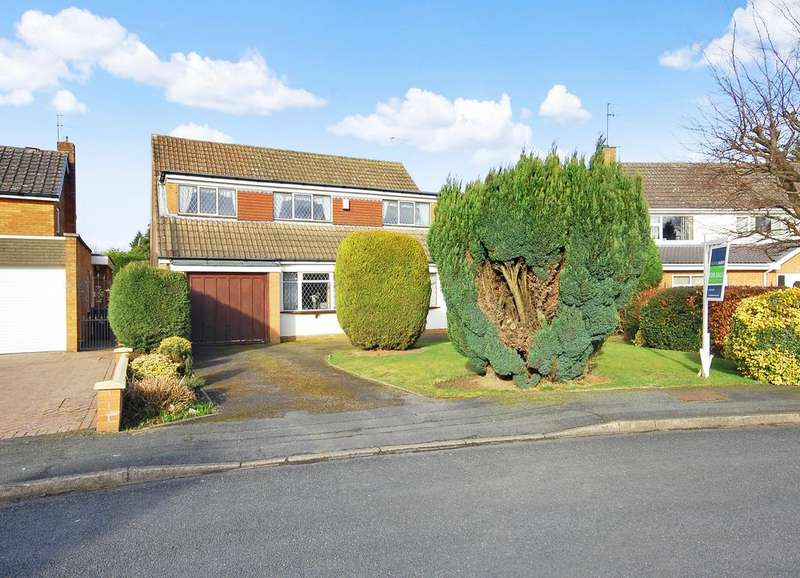 4 Bedrooms House for sale in Cranmere Avenue, Tettenhall, Wolverhampon WV6