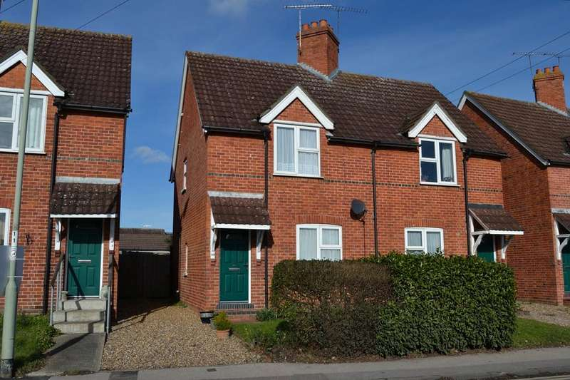 2 Bedrooms Semi Detached House for sale in Headley Road, Woodley, Reading, Berkshire, RG5 4JD
