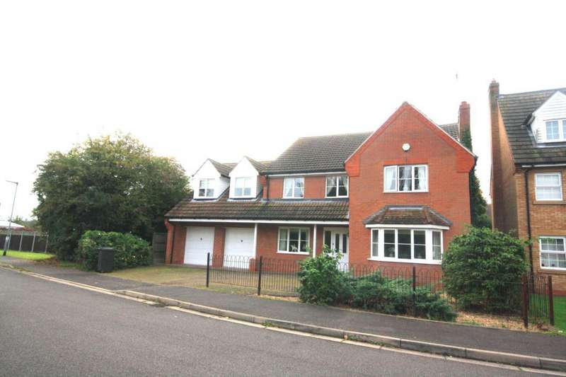 5 Bedrooms Detached House for rent in Ladbrooke Close, Helpringham, Sleaford, Lincolnshire, NG34