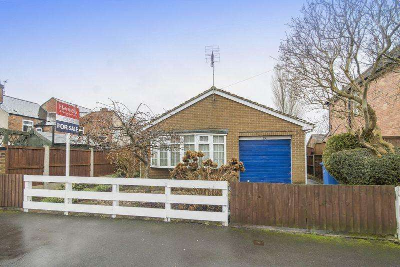 2 Bedrooms Detached Bungalow for sale in Wynton Avenue, Derby
