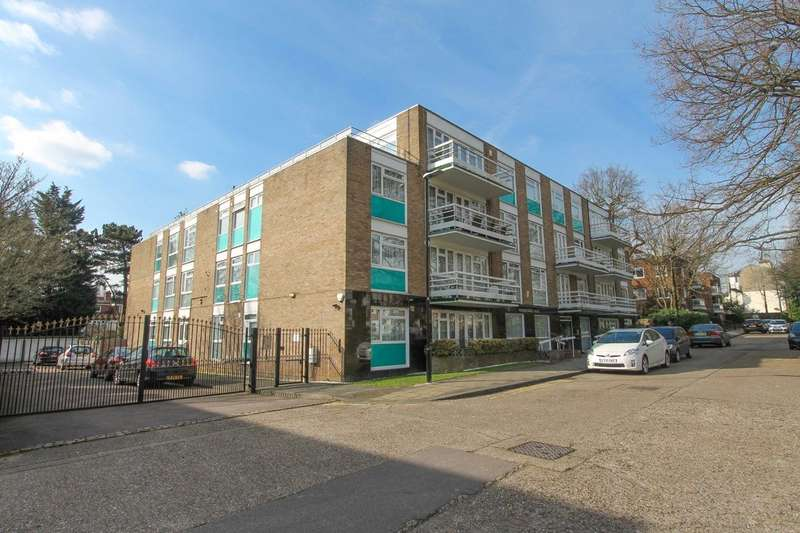 2 Bedrooms Apartment Flat for sale in Windermere Hall, Stonegrove, Edgware, HA8