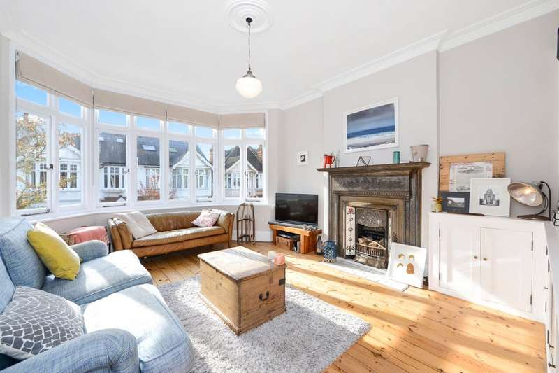 3 Bedrooms Flat for sale in Fordhook Avenue, London, W5